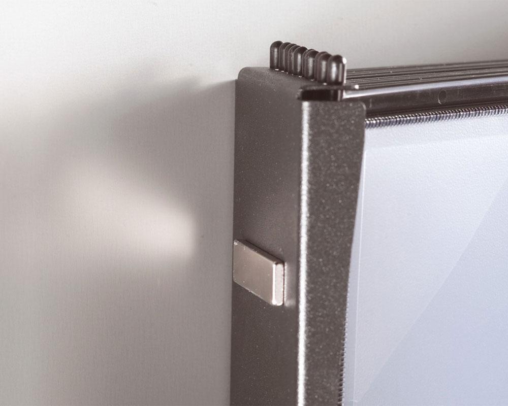 Easymount Wall Display Magnetic Or Velcro Mounting