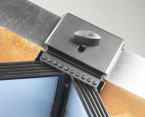 EasyMount væg display, magnet