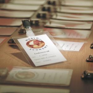Laminerings badges