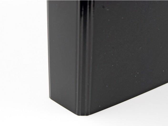 Polysoft LUX ringbind med dobbelte rygbukninger