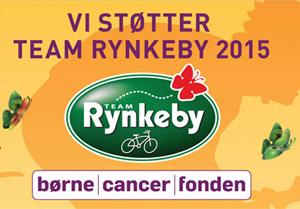 Team Rynkeby sponsor 2015